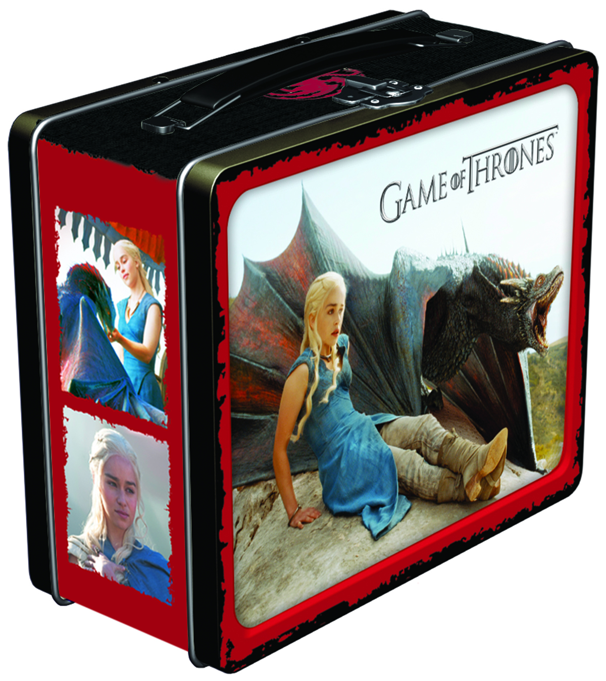 GAME OF THRONES LUNCHBOX DAENERYS TARGARYEN