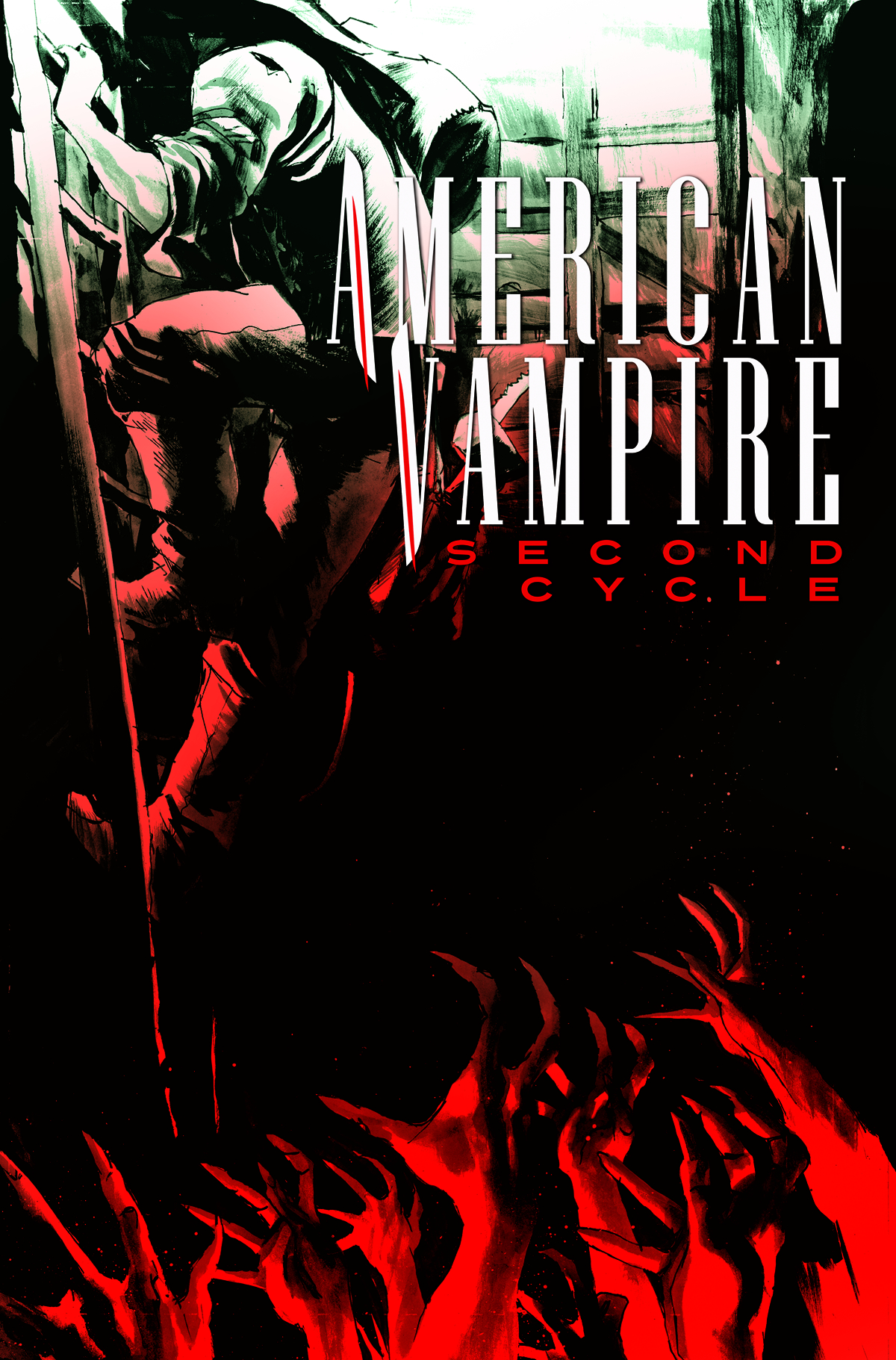 AMERICAN VAMPIRE SECOND CYCLE #5 (MR)
