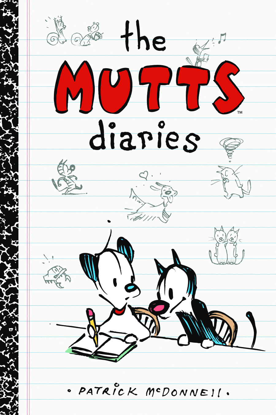 MUTTS DIARIES TP