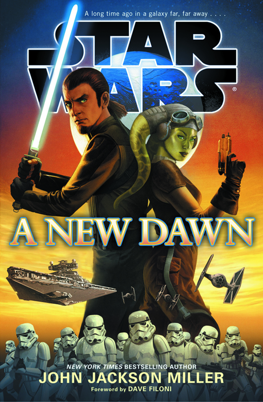 A NEW DAWN STAR WARS HC