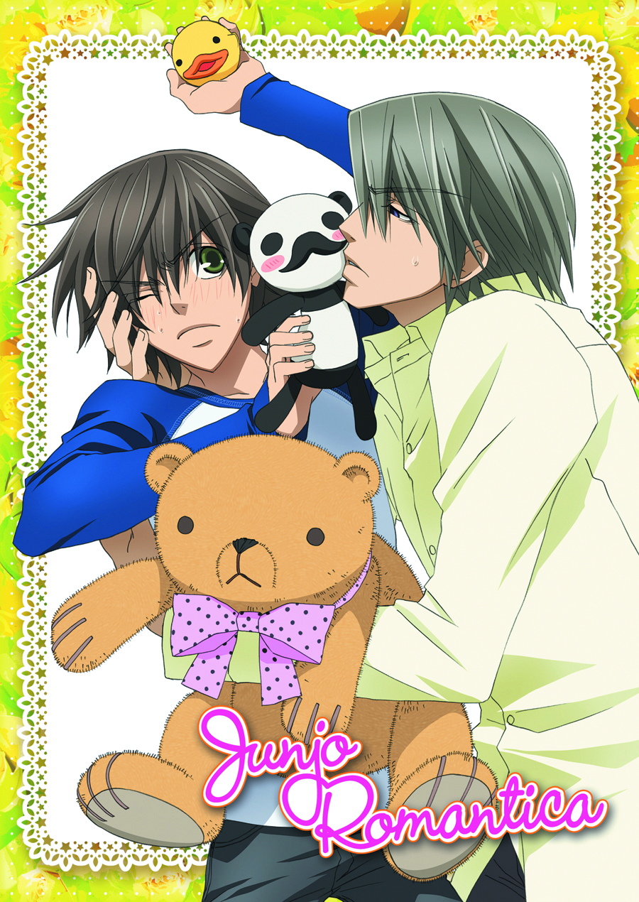 JUNJO ROMANTICA DVD SEA 01