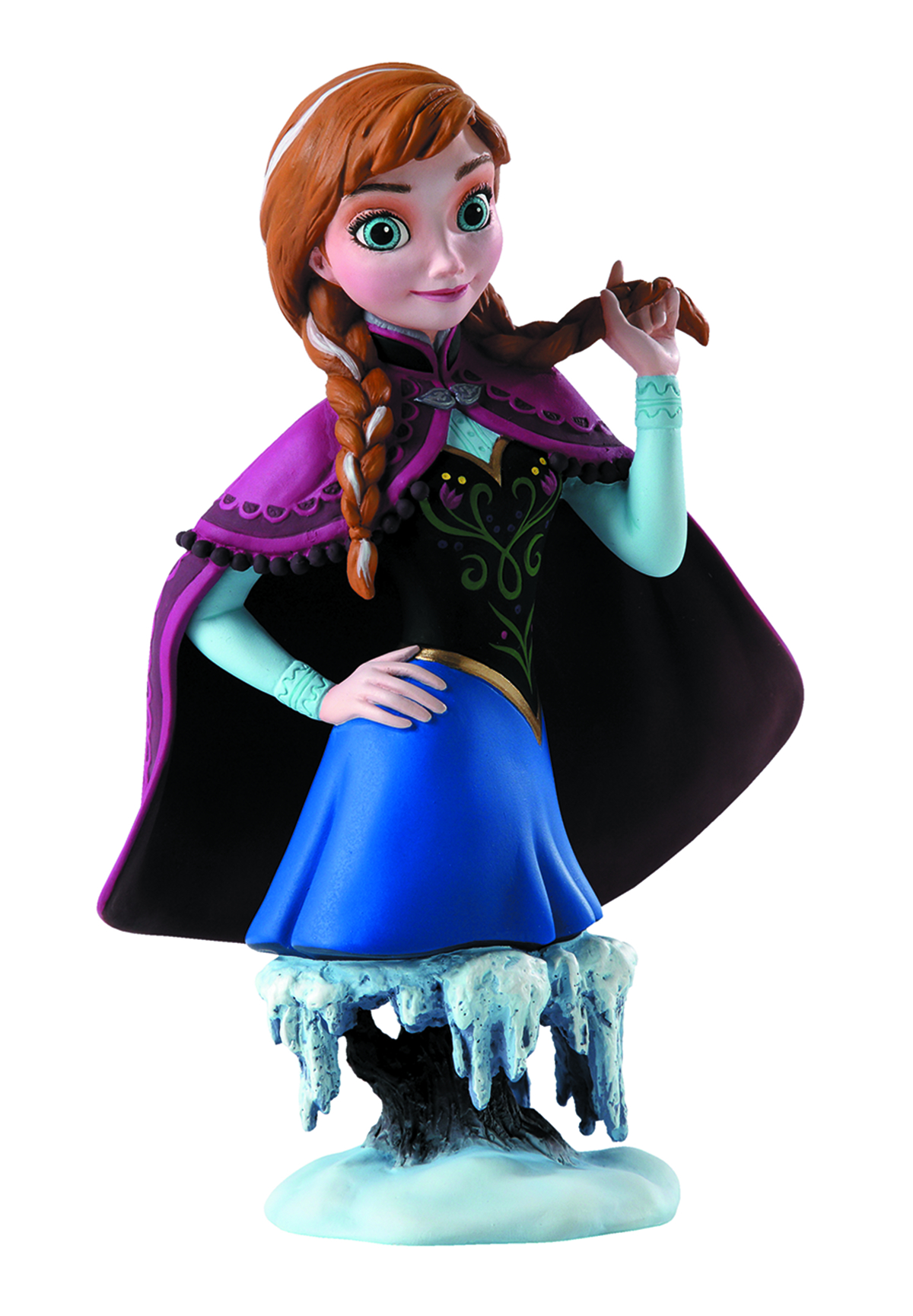 GRAND JESTER FROZEN ANNA MINI-BUST