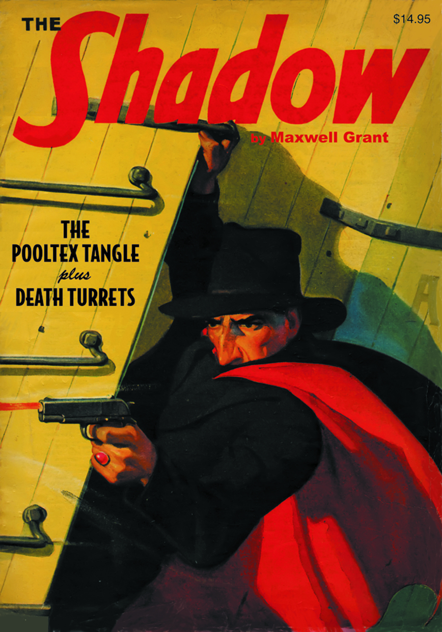 SHADOW DOUBLE NOVEL VOL 87 POOLTEX TANGLE