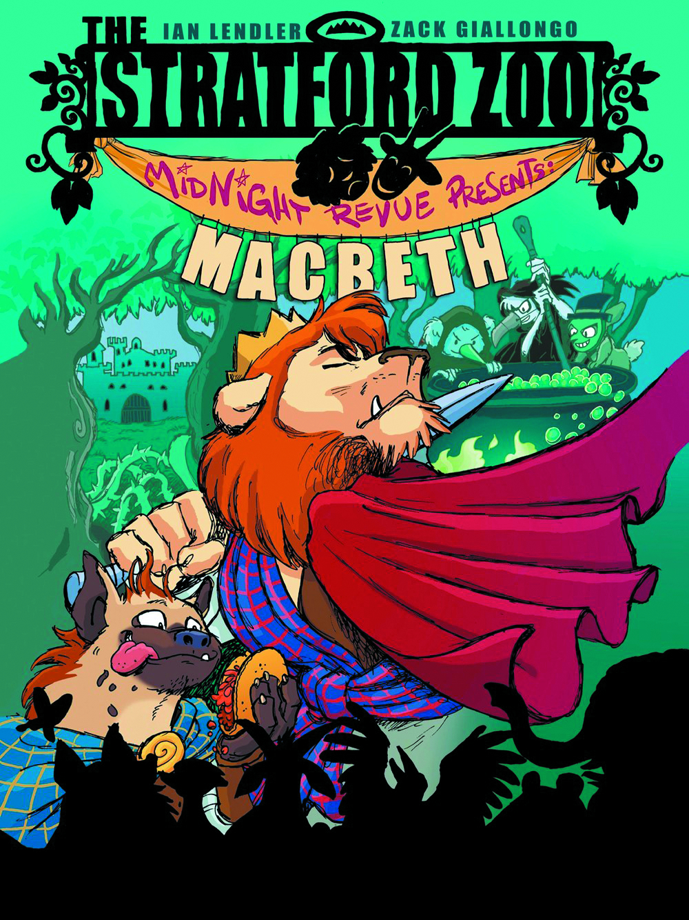 STRATFORD ZOO MIDNIGHT REVUE PRESENTS MACBETH HC GN
