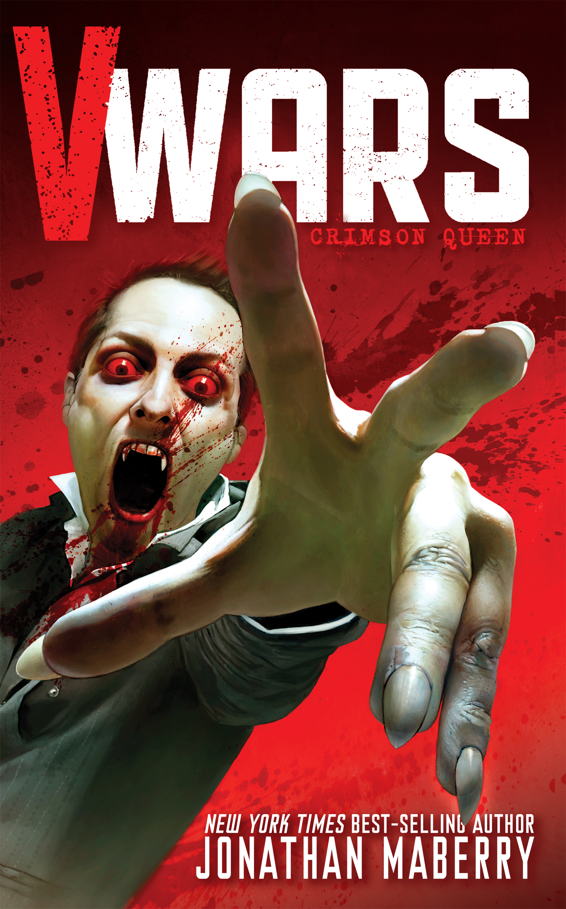 V-WARS TP VOL 01 CRIMSON QUEEN