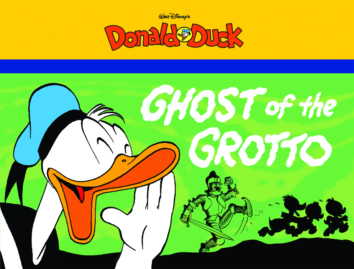 WALT DISNEY DONALD DUCK GN VOL 01 GHOST GROTTO