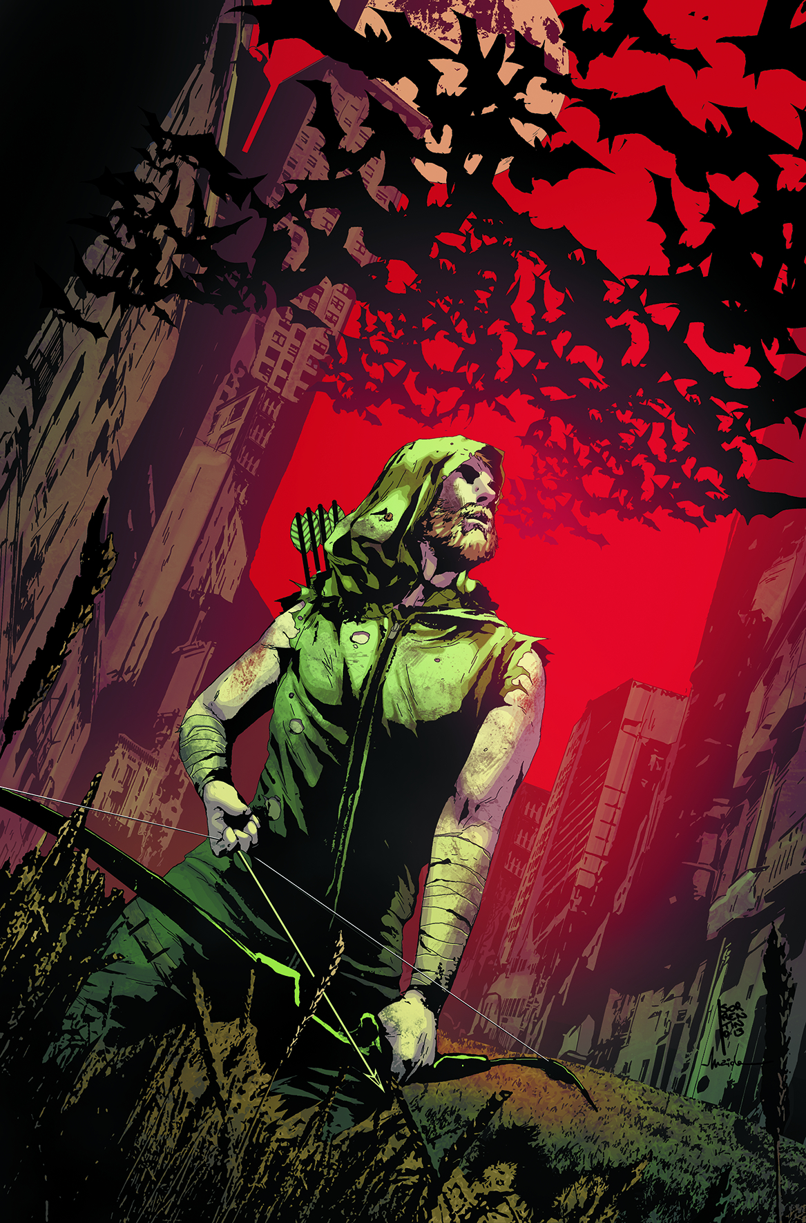 GREEN ARROW TP VOL 05 OUTSIDERS WAR