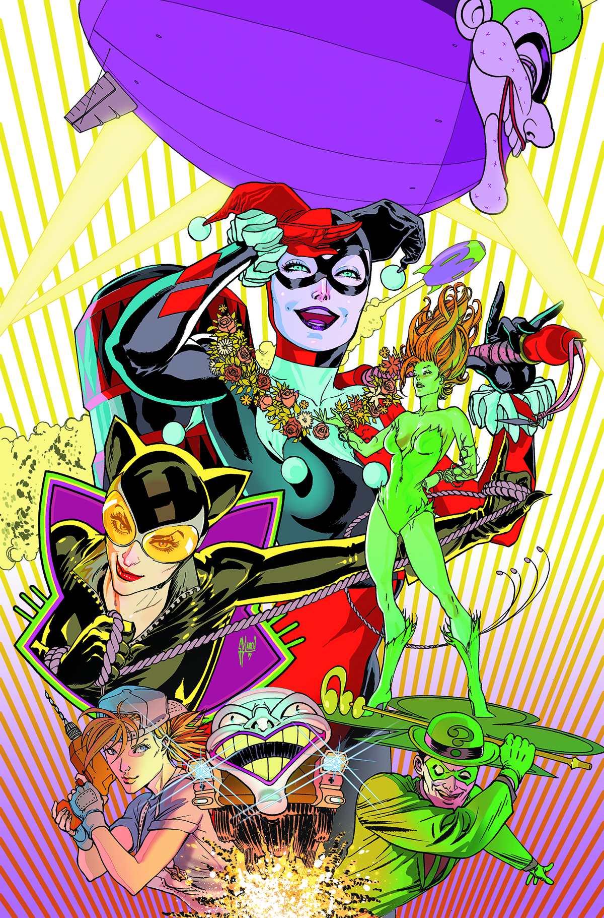 GOTHAM CITY SIRENS TP BOOK 01