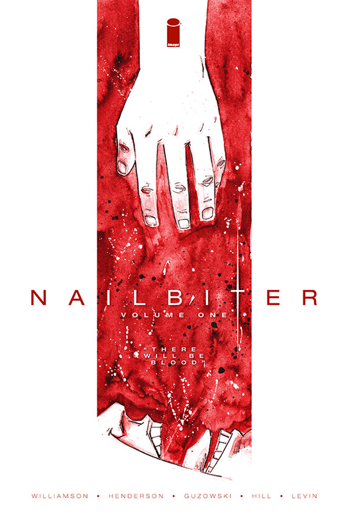 NAILBITER TP VOL 01 THERE WILL BE BLOOD (AUG140593) (MR)