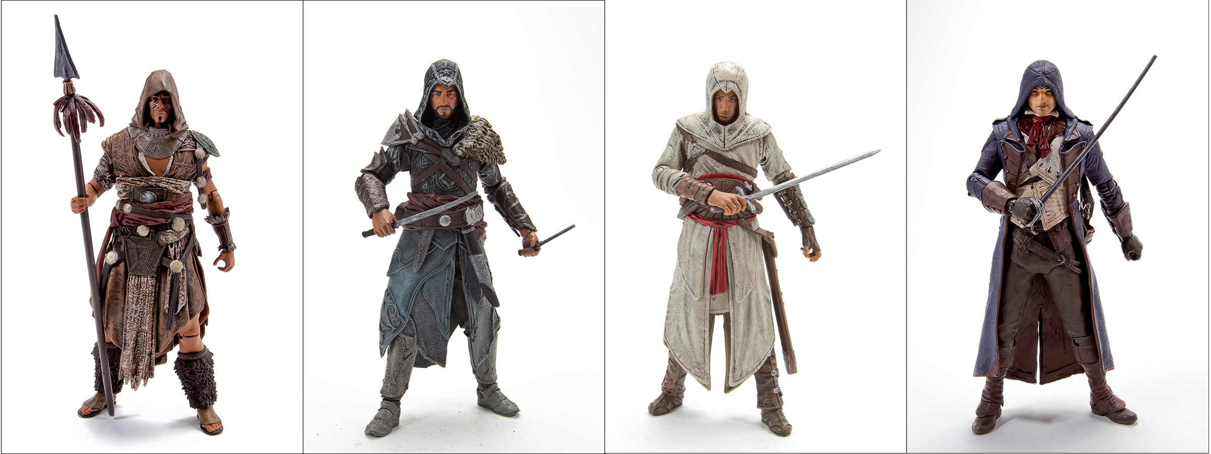 ASSASSINS CREED SERIES 3 AF ASST