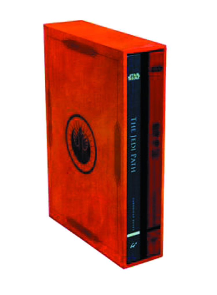 STAR WARS BOX SET JEDI PATH BOOK OF SITH SLIPCASE ED