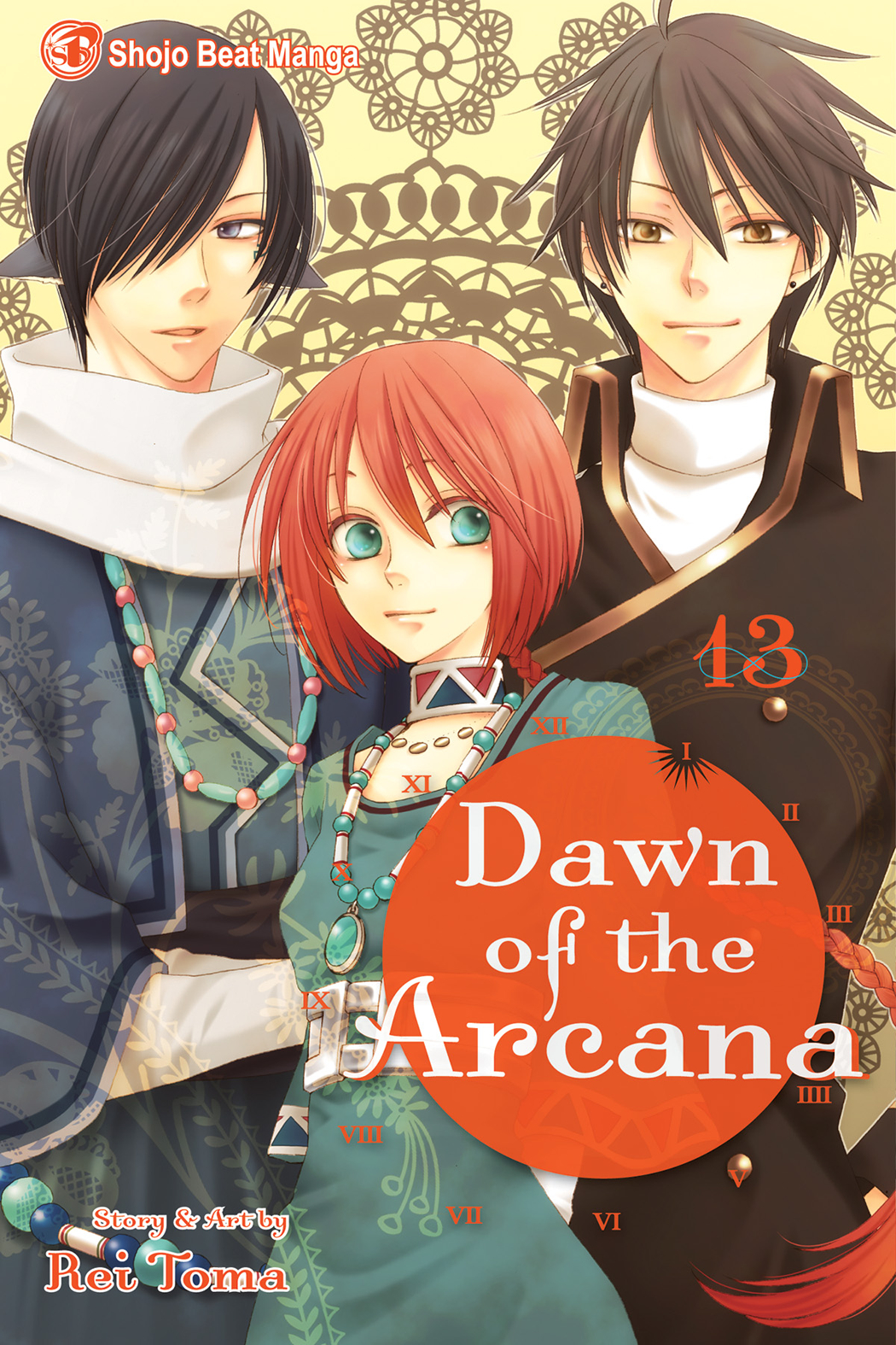 DAWN OF THE ARCANA GN VOL 13