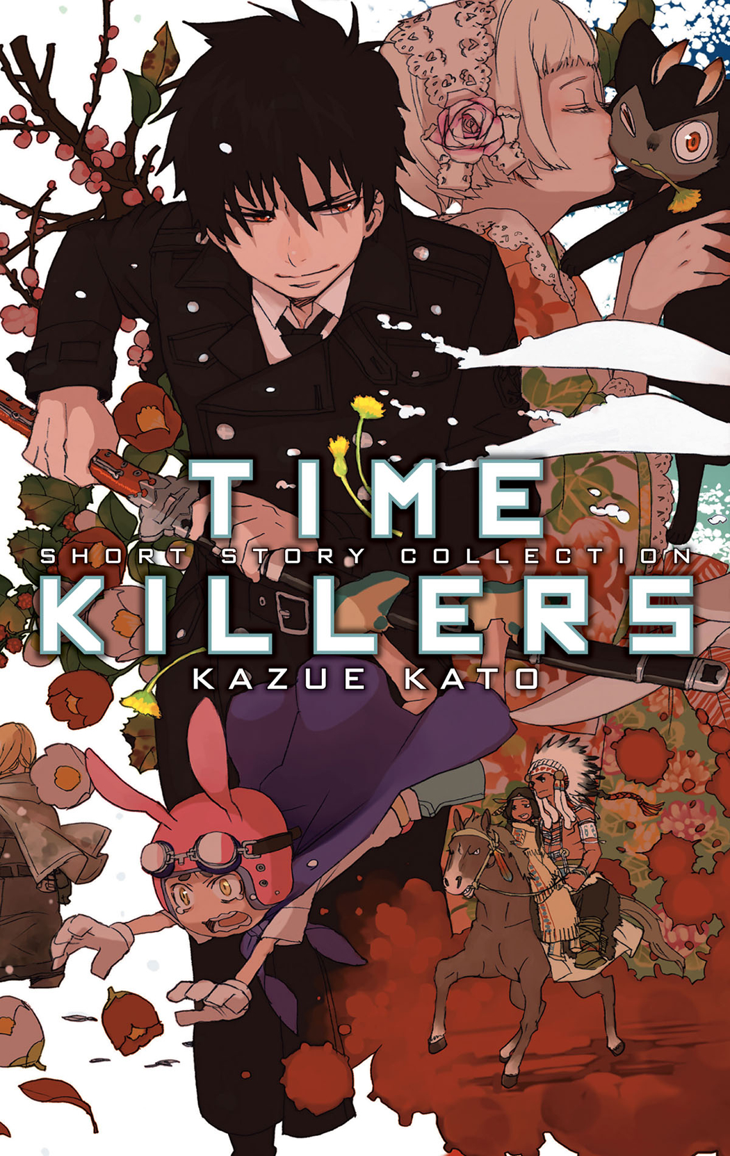 TIME KILLERS GN