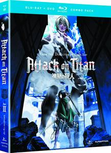 ATTACK ON TITAN BD + DVD PT 02