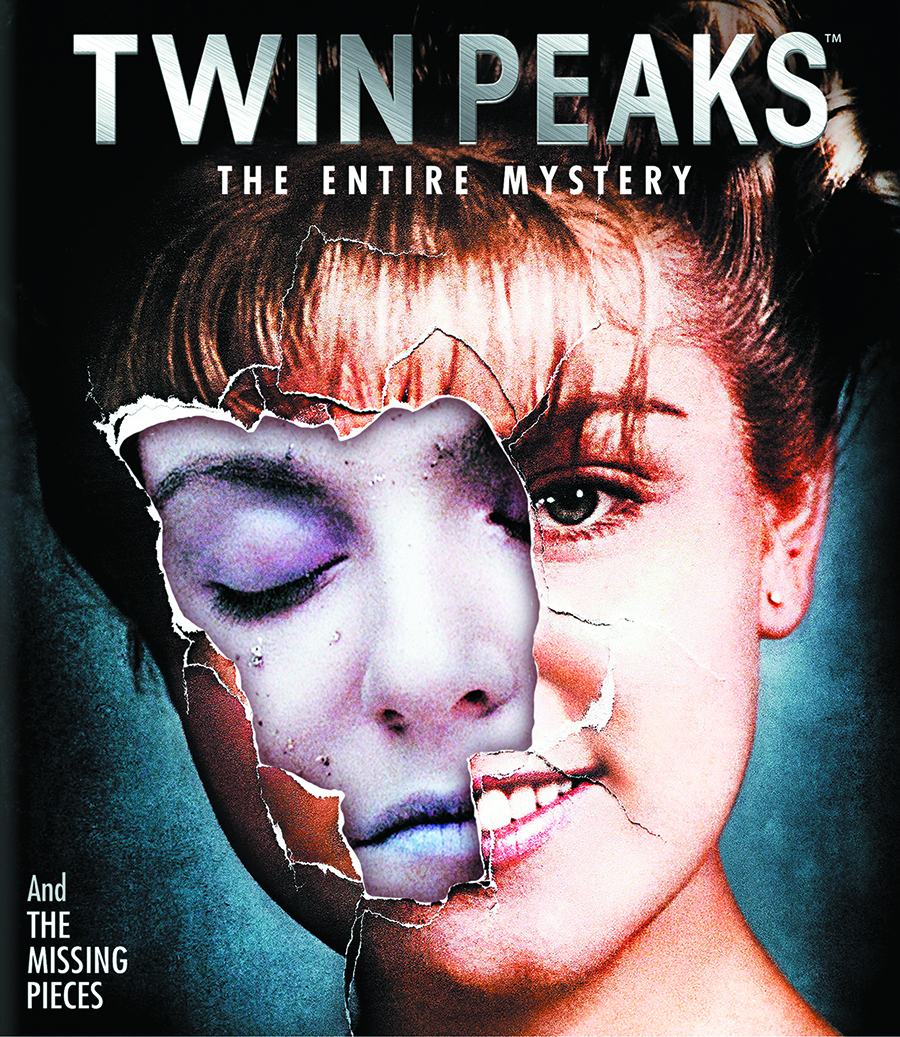 TWIN PEAKS THE ENTIRE MYSTERY BD