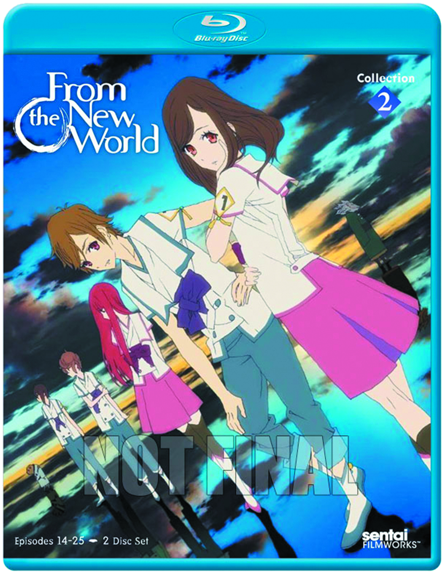 FROM THE NEW WORLD BD COLL 02