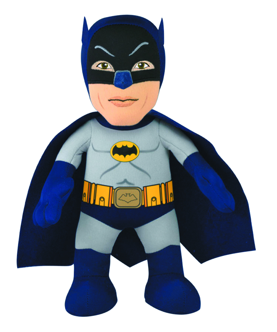BATMAN 66 BATMAN 10IN PLUSH