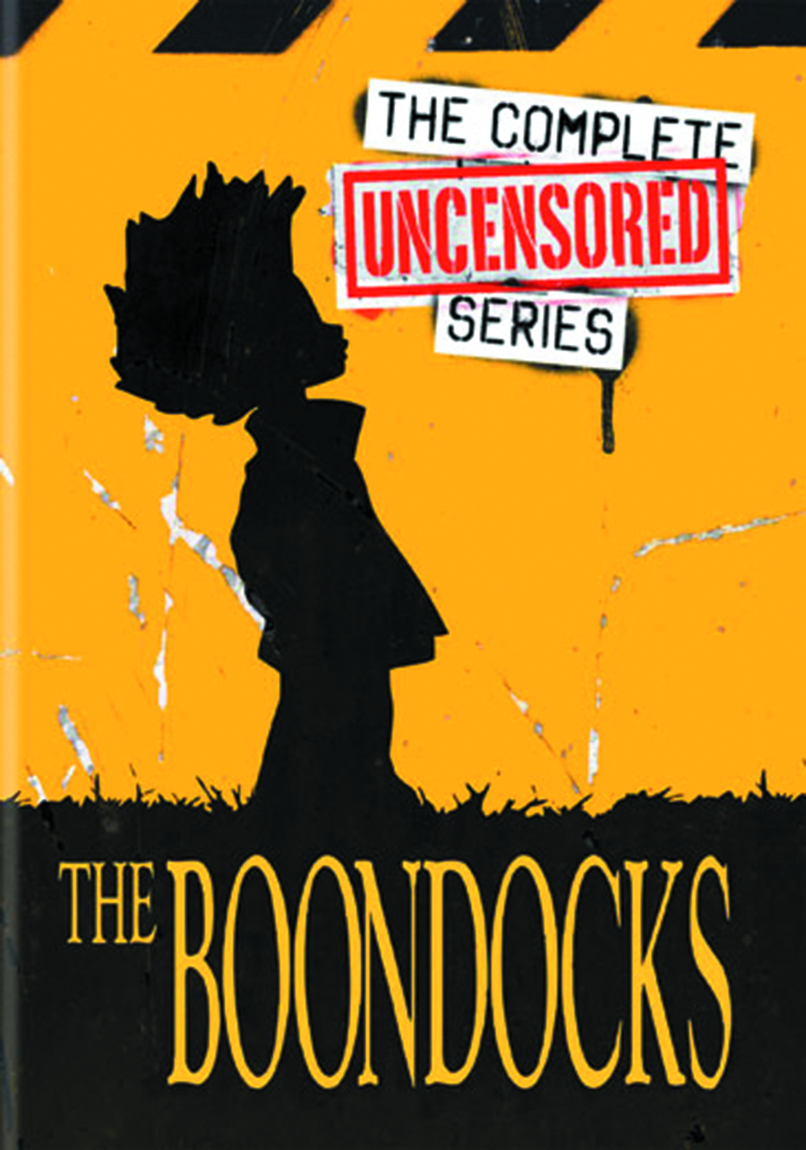 BOONDOCKS COMP UNCENSORED SER DVD