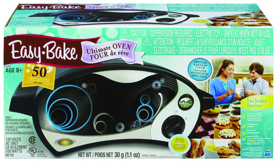 EZ BAKE ULTIMATE OVEN - BLACK