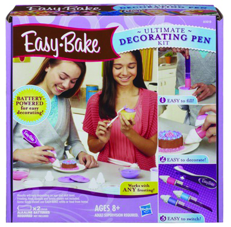 EZ BAKE ULTIMATE DECORATING PEN KIT