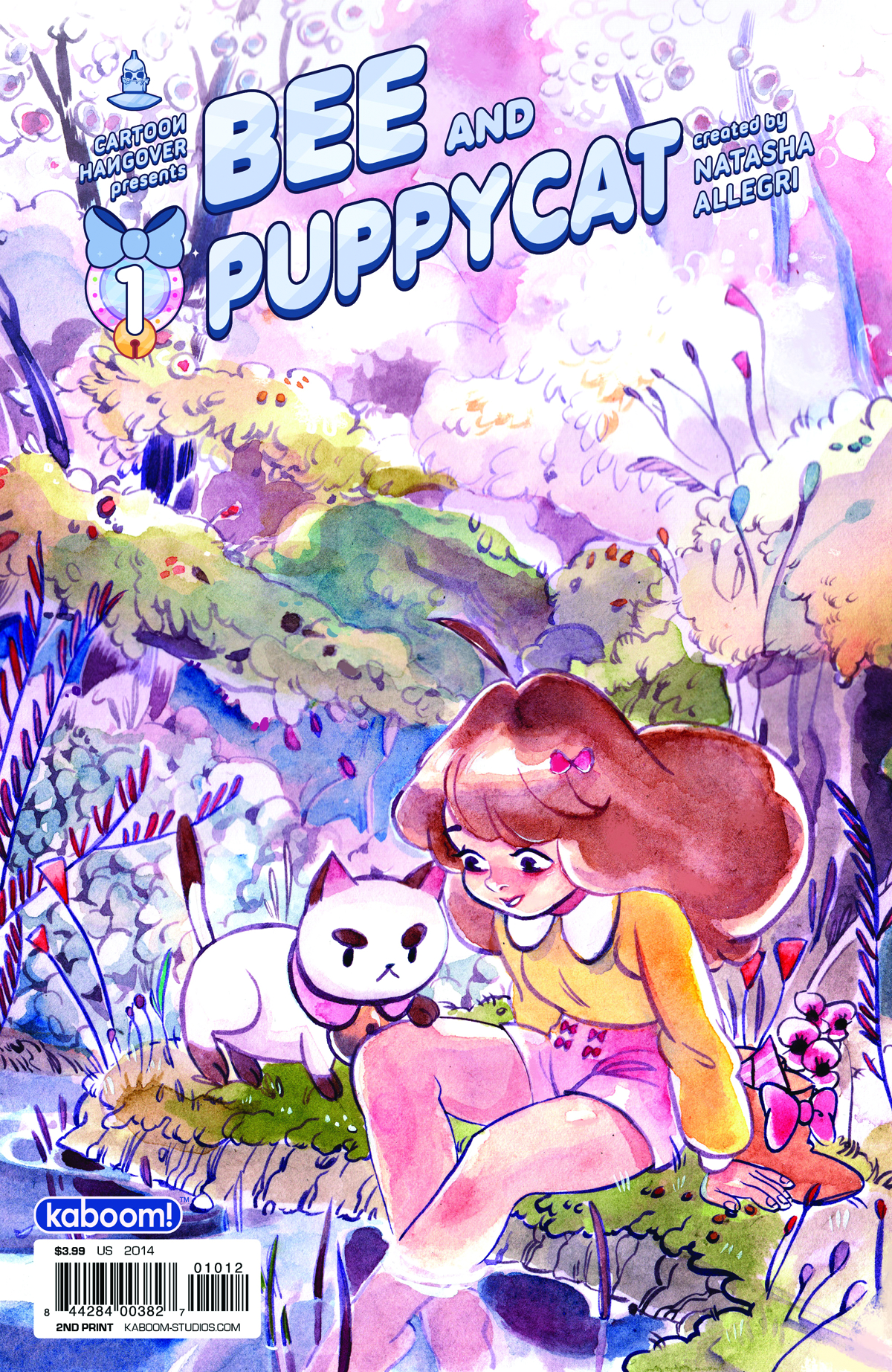 BEE AND PUPPYCAT #1 (2ND PTG)