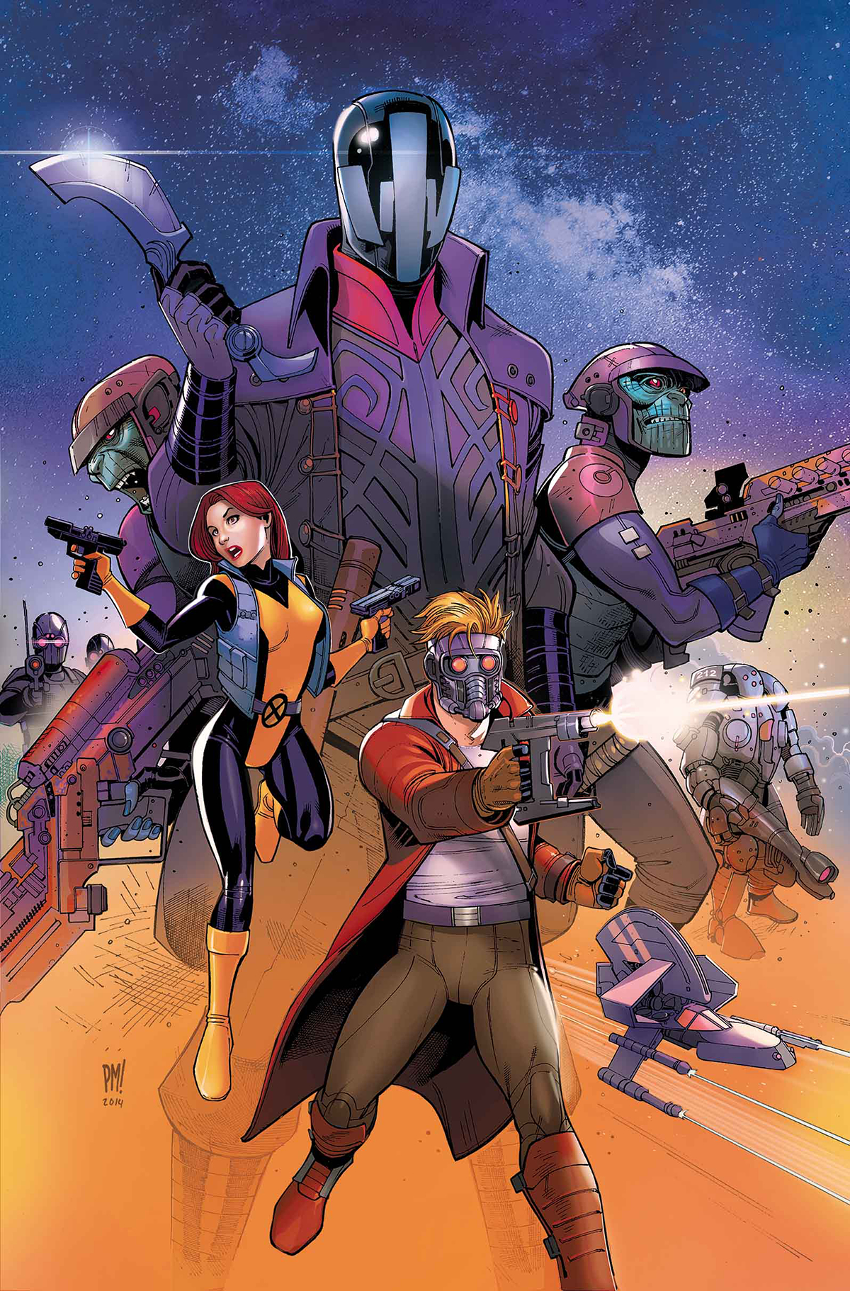 LEGENDARY STAR LORD #3