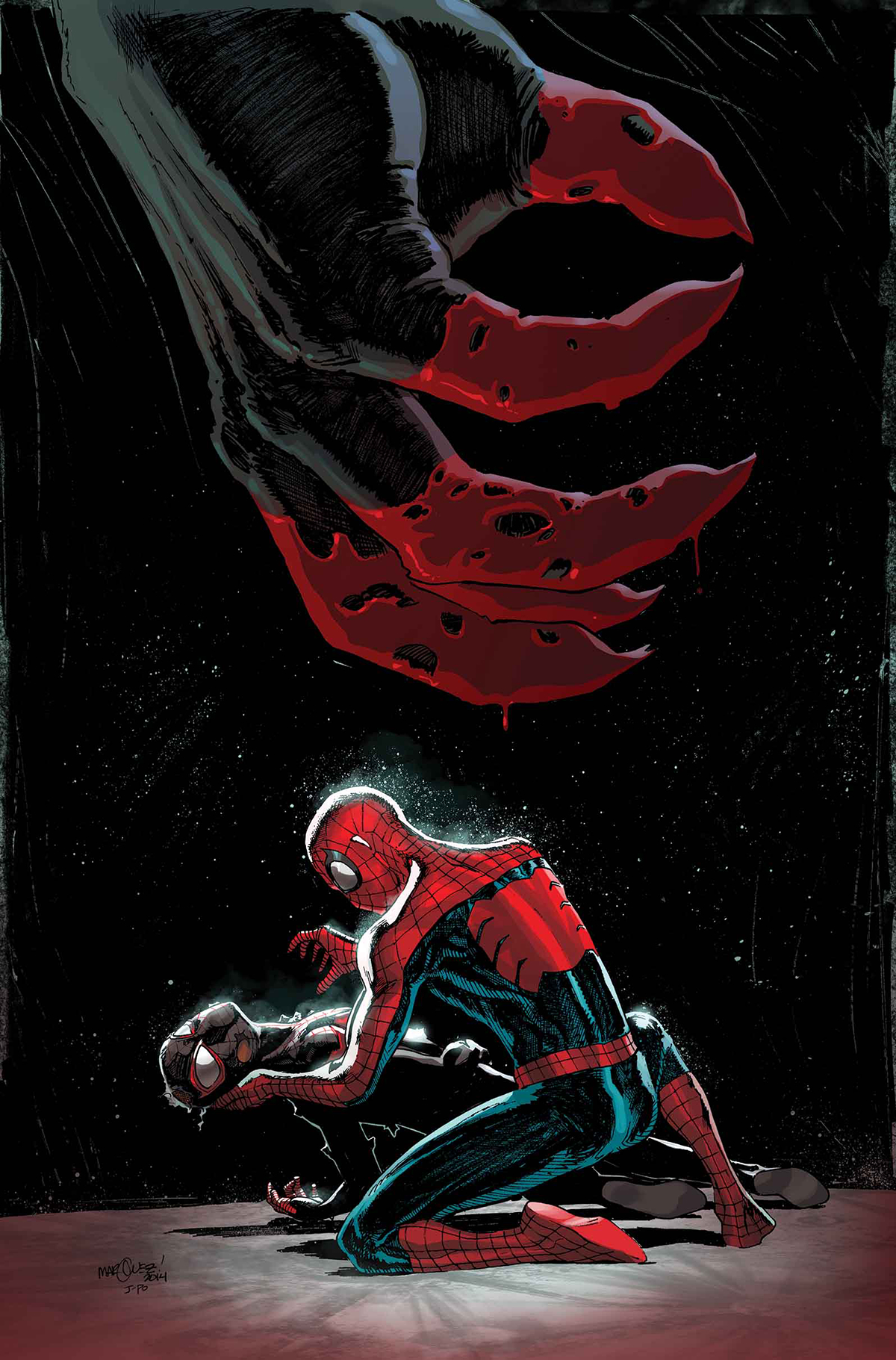 JUL140637 - MILES MORALES ULTIMATE SPIDER-MAN #5 ...