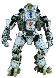 TITANFALL ATLAS MODEL SPEC FIG