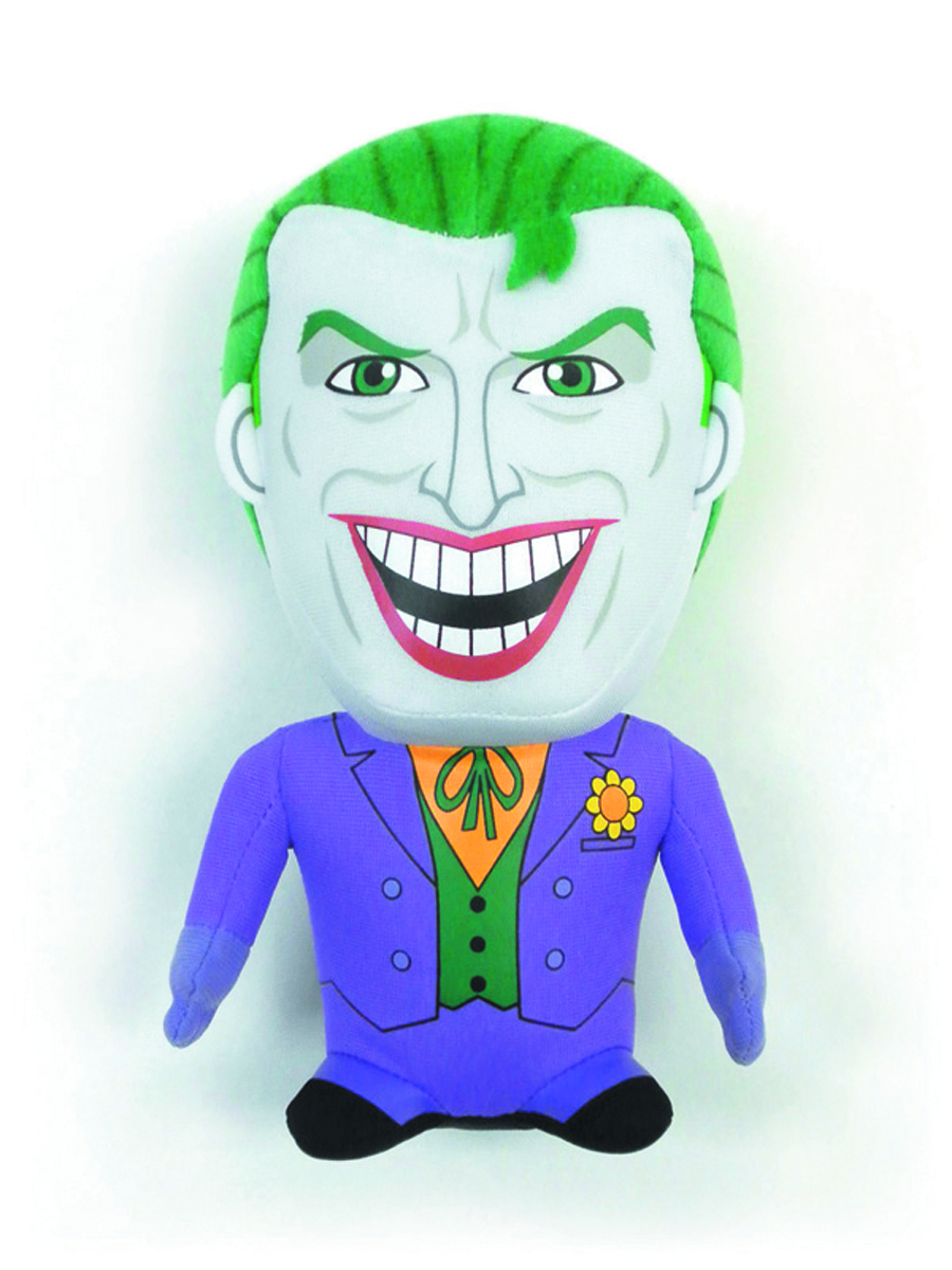 JOKER SUPER DEFORMED PLUSH
