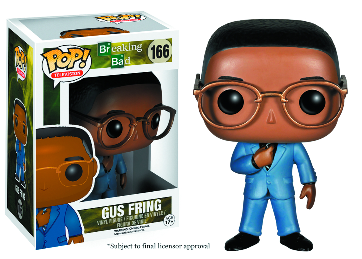 POP BREAKING BAD GUSTAVO FRING VINYL FIG 6PC INNER