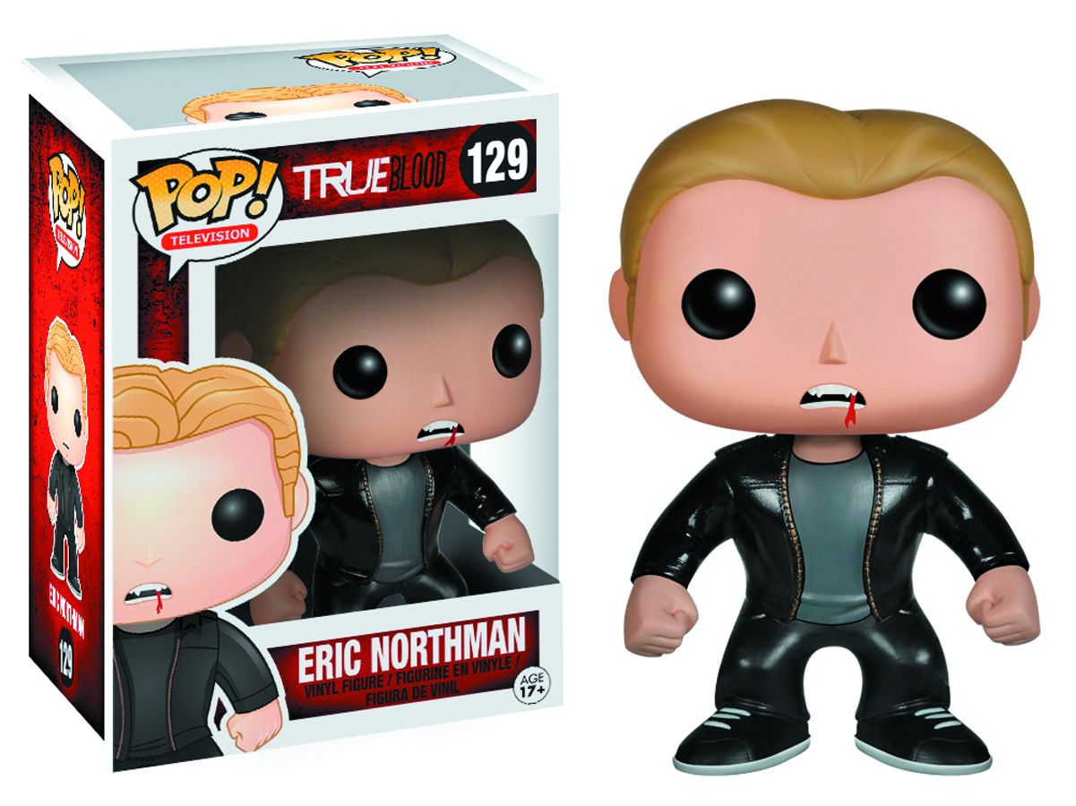POP TRUE BLOOD ERIC NORTHMAN VINYL FIG