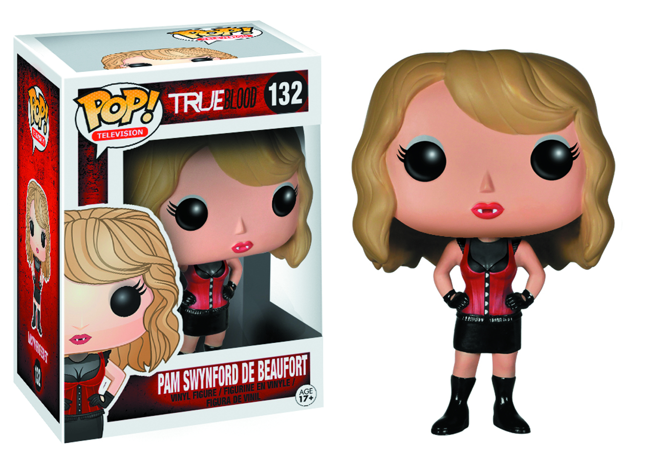 POP TRUE BLOOD PAM SWYNFORD DE BEAUFORT VINYL FIG