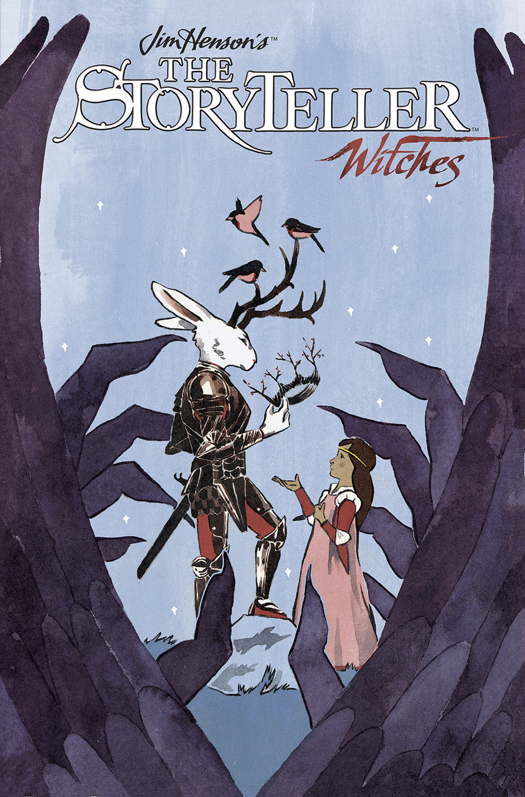 JIM HENSONS STORYTELLER WITCHES #1