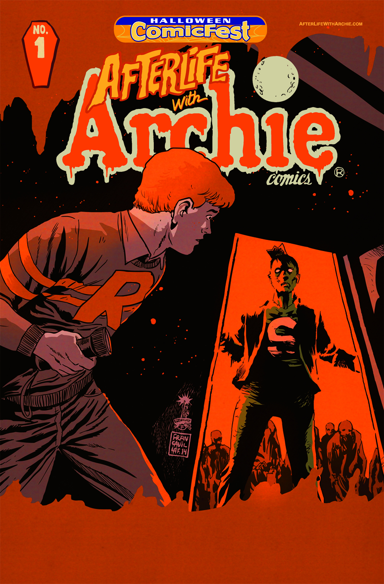 HCF 2014 AFTERLIFE WITH ARCHIE #1