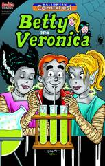 HCF 2014 ARCHIE BETTY & VERONICA MINI COMIC PACK