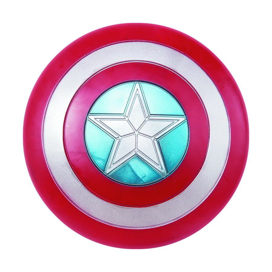 CAPTAIN AMERICA 2 RETRO SHIELD