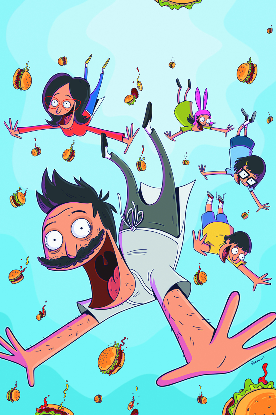 BOBS BURGERS #2 25 COPY UMBLEBY VIRGIN INCV