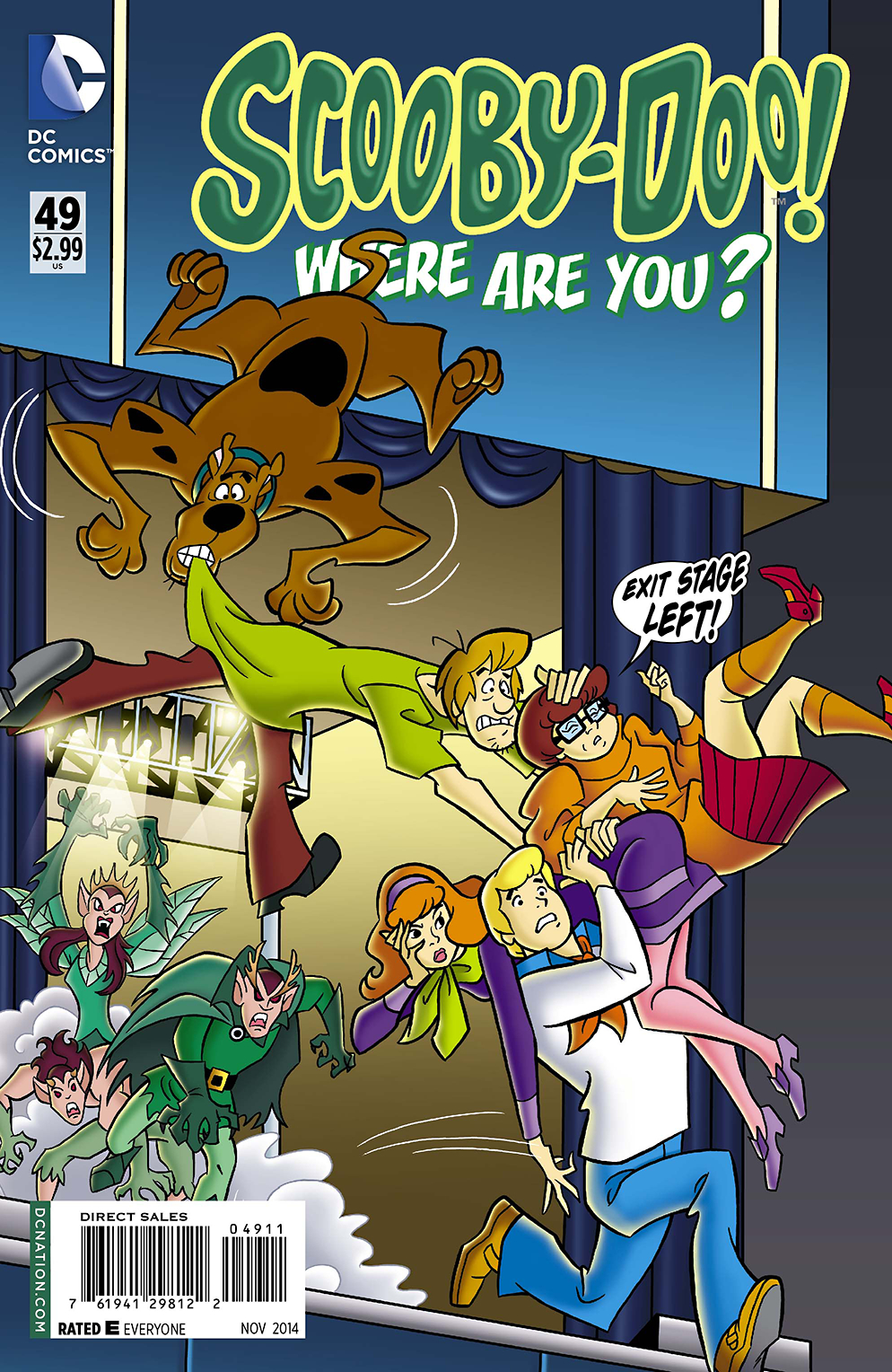 SCOOBY DOO WHERE ARE YOU #49