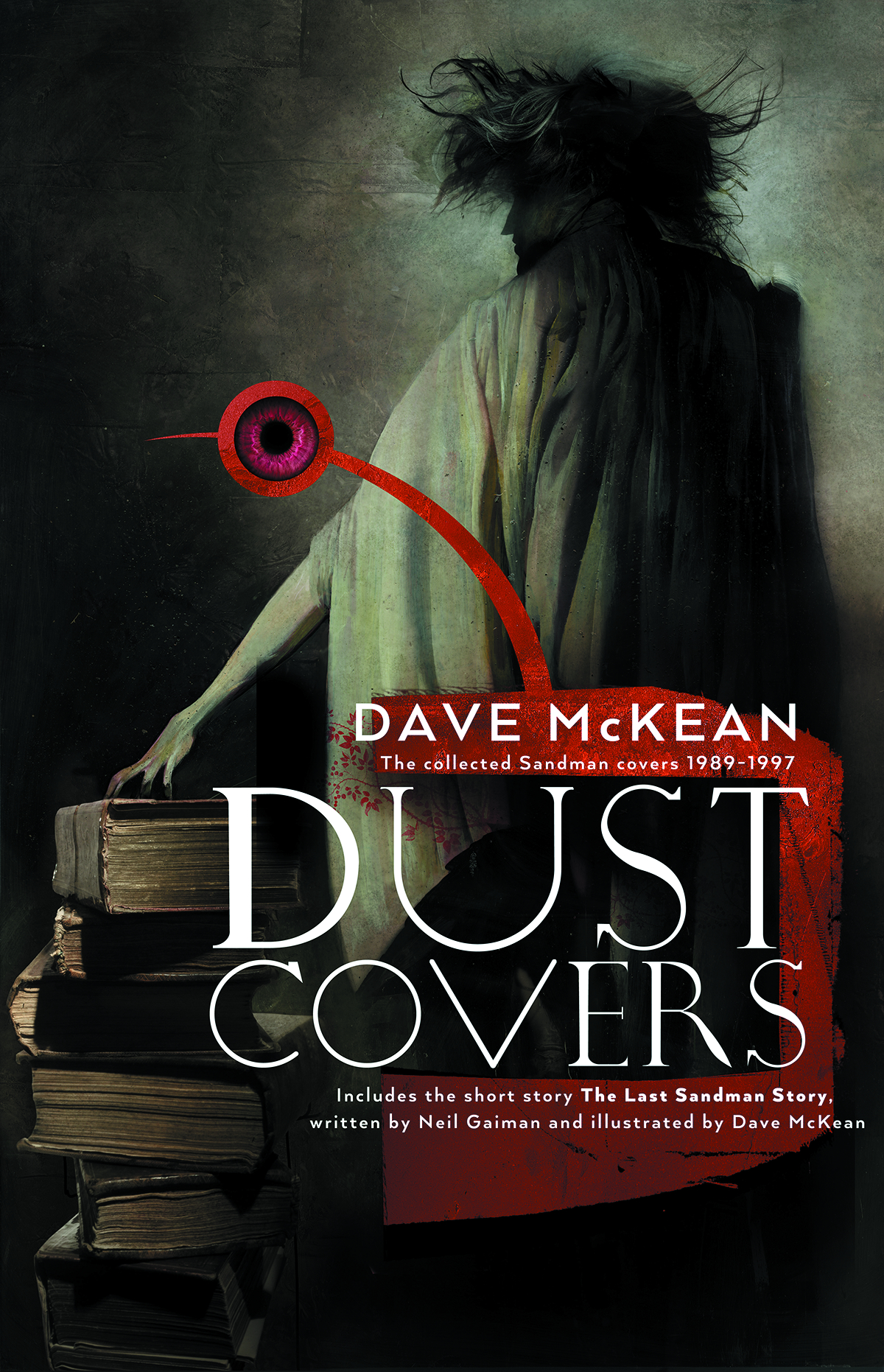 DUST COVERS THE COLLECTED SANDMAN COVERS HC NEW ED