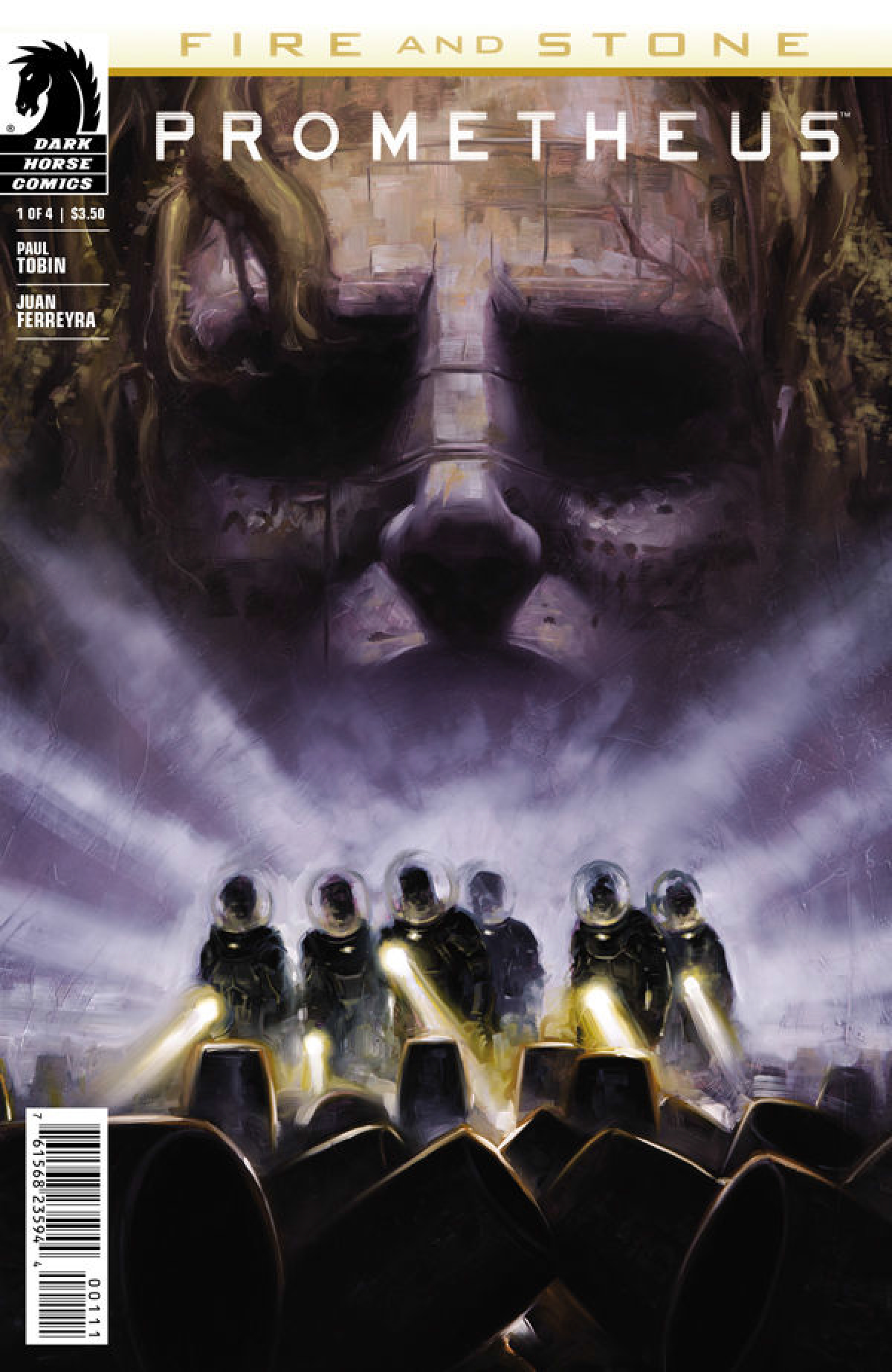 (USE AUG148044) PROMETHEUS FIRE AND STONE #1