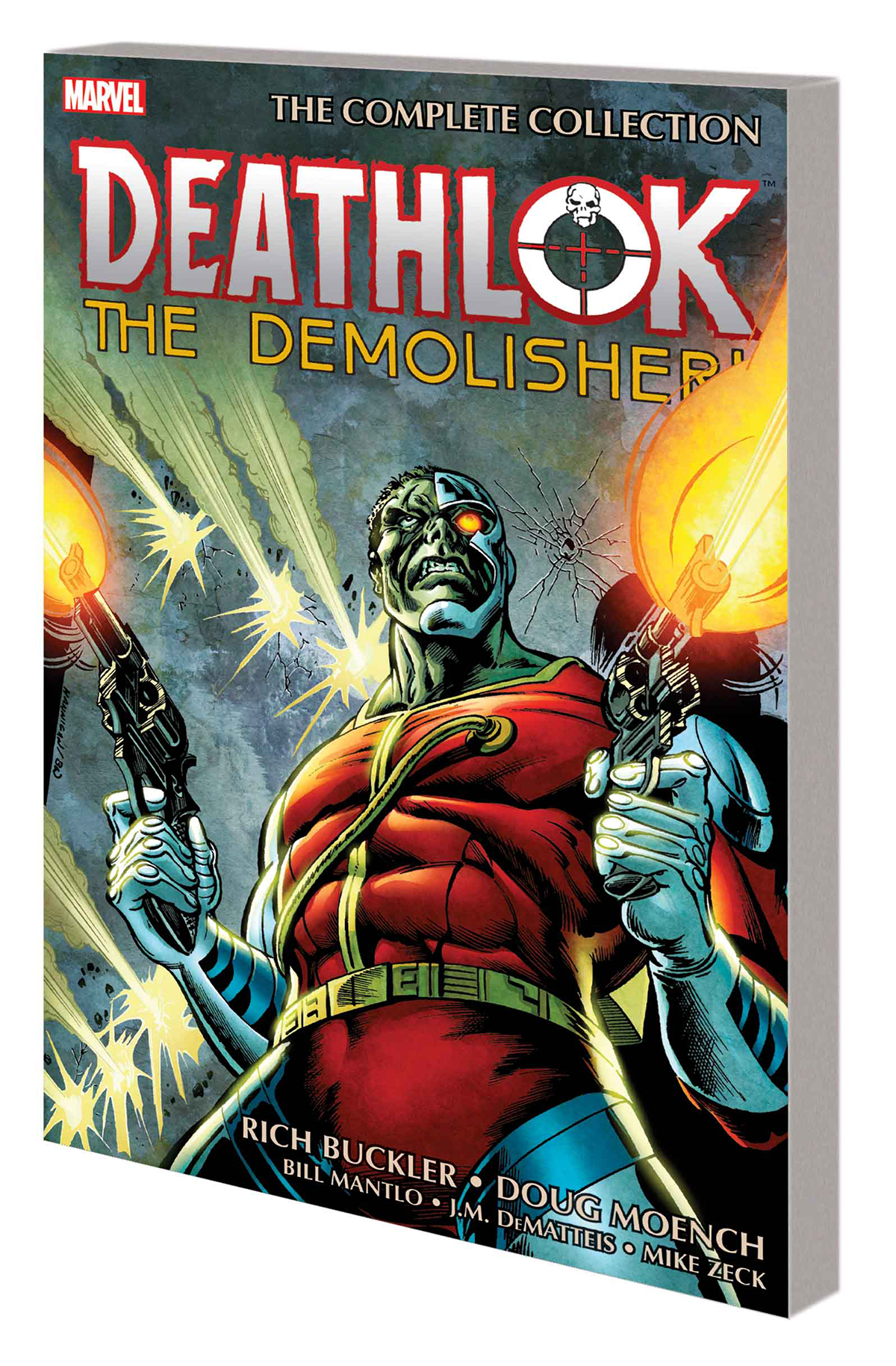 DEATHLOK DEMOLISHER TP COMPLETE COLLECTION