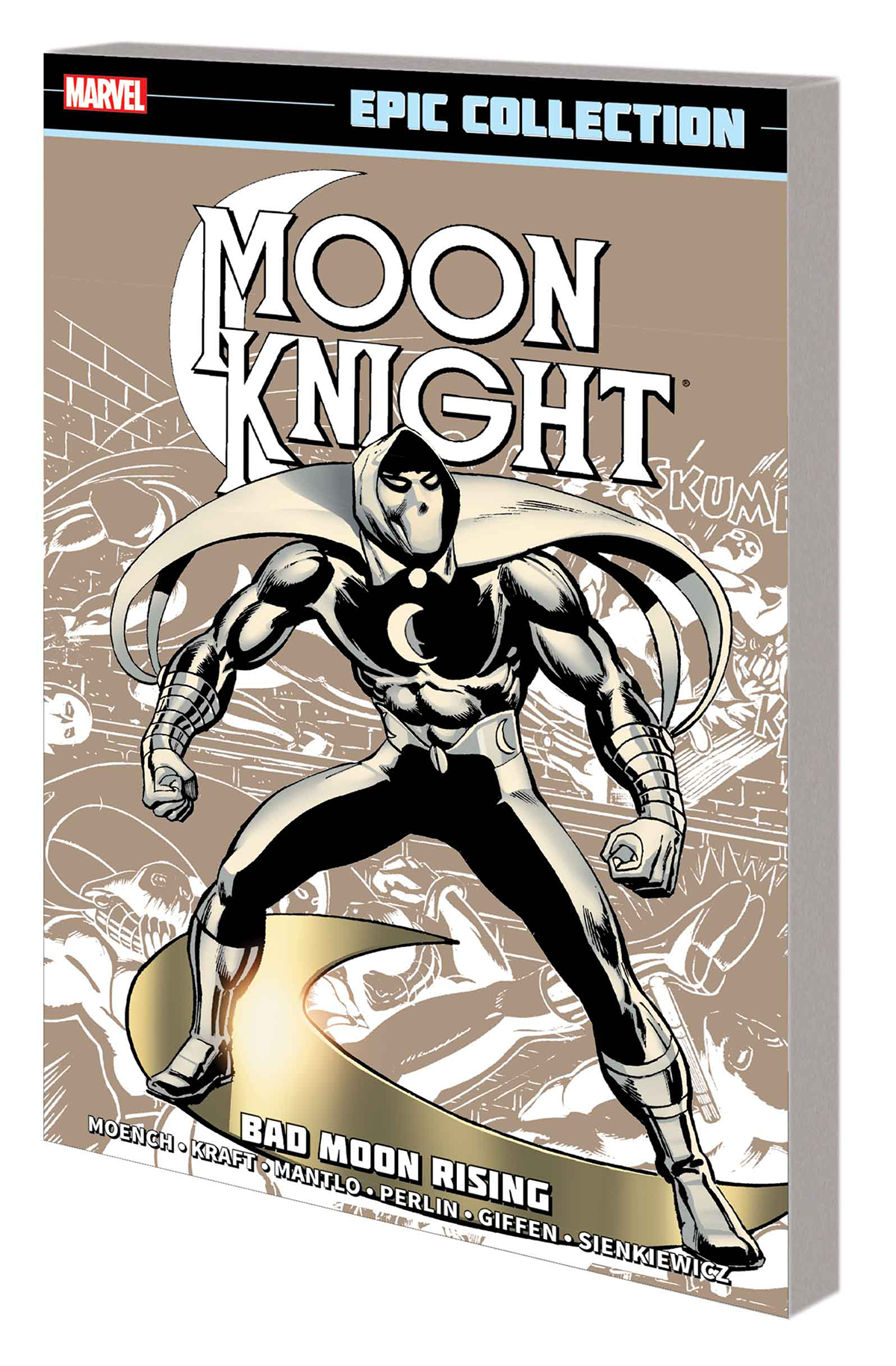 MOON KNIGHT EPIC COLLECTION TP BAD MOON RISING