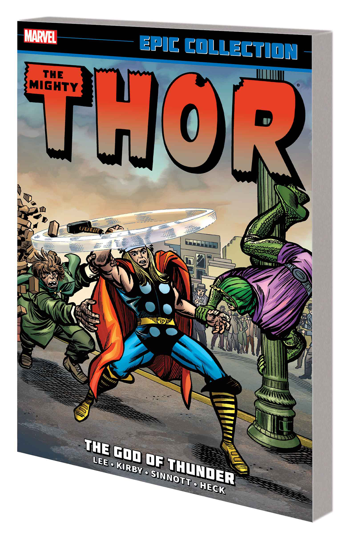 THOR EPIC COLLECTION TP GOD OF THUNDER (JiM 1962 #83-109)