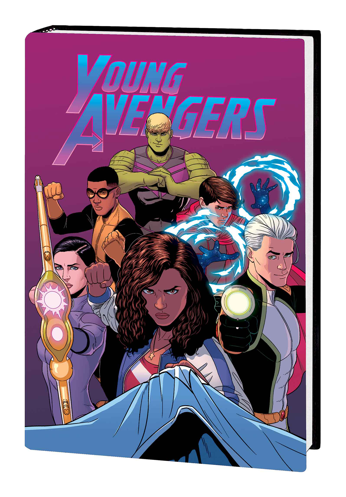 YOUNG AVENGERS BY GILLEN AND MCKELVIE OMNI HC DM VAR ED