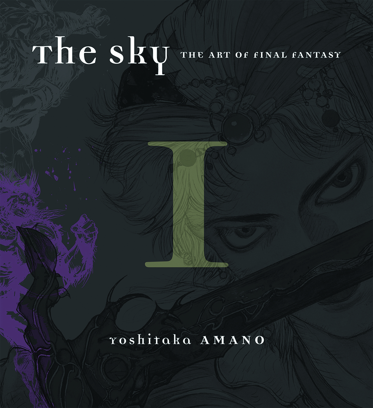 SKY ART OF FINAL FANTASY HC VOL 01