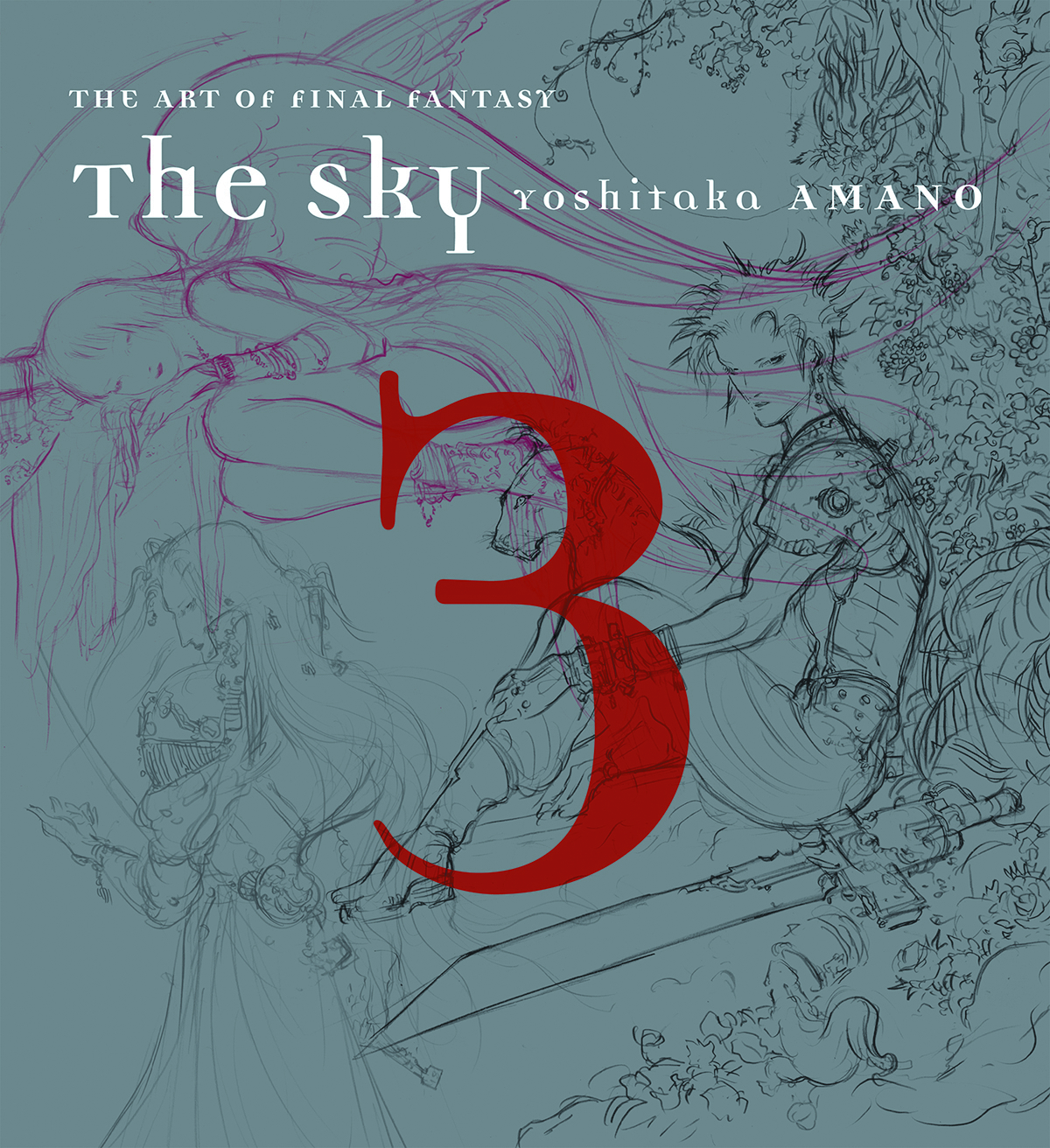 SKY ART OF FINAL FANTASY HC VOL 03