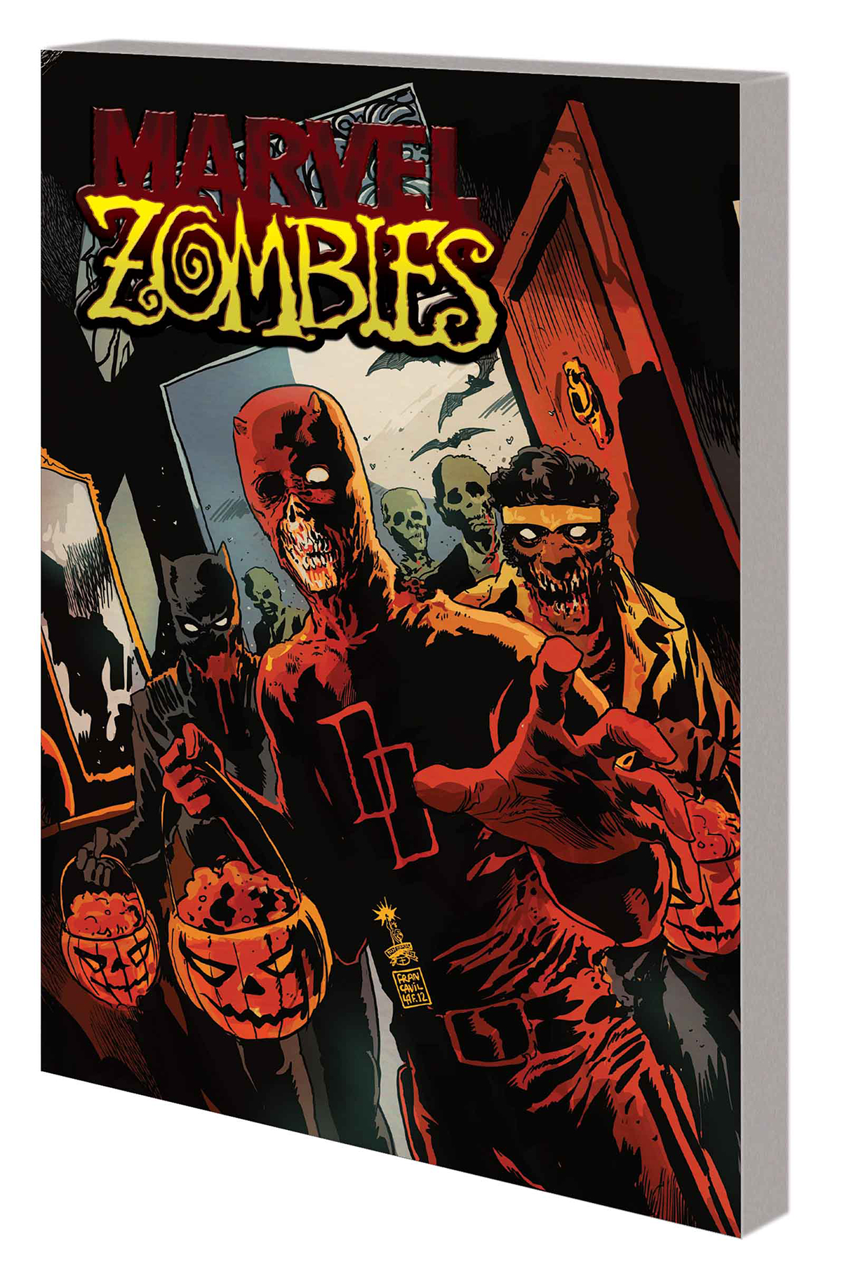 MARVEL ZOMBIES TP VOL 03 COMPLETE COLLECTION