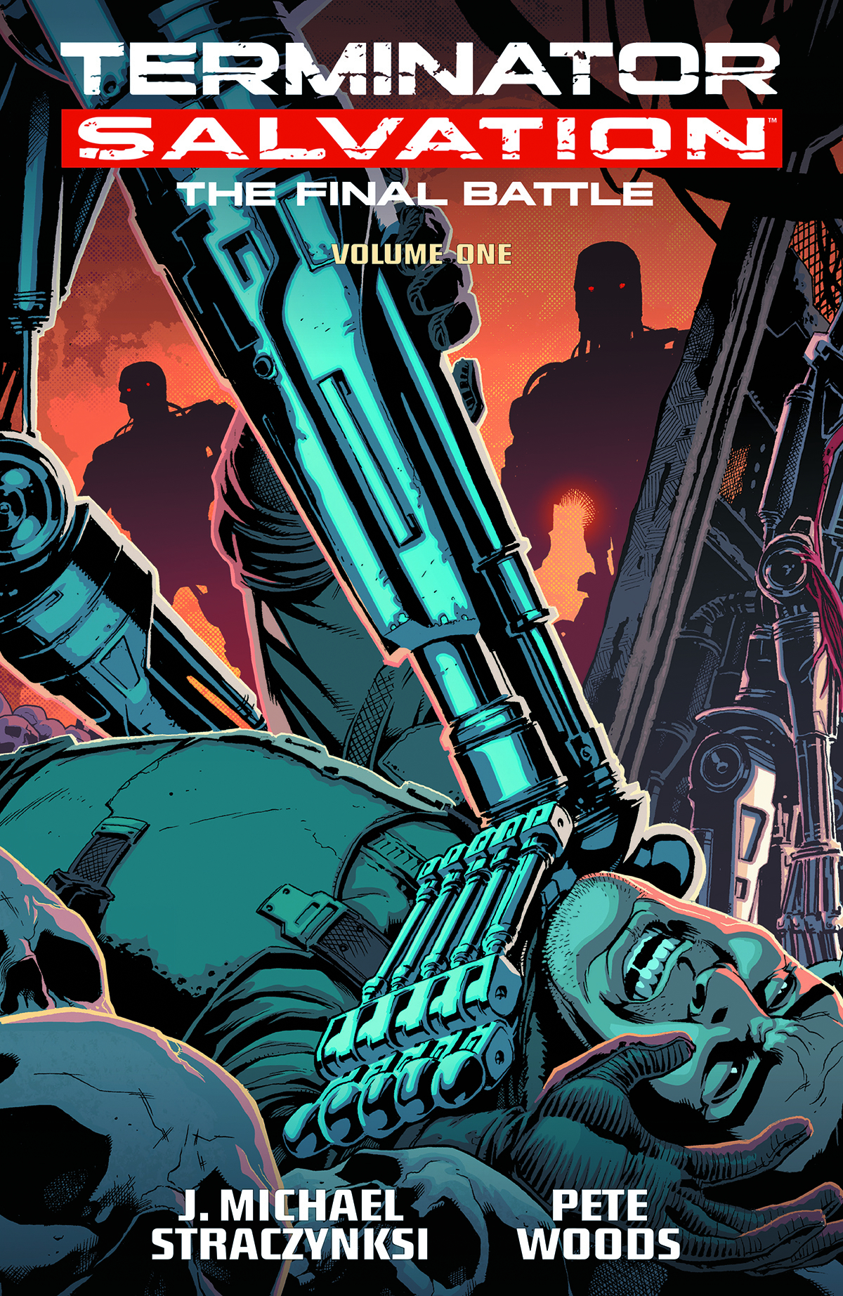 TERMINATOR SALVATION FINAL BATTLE TP VOL 01