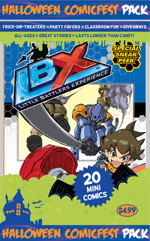 HCF 2014 LITTLE BATTLERS EXPERIENCE MINI PACK