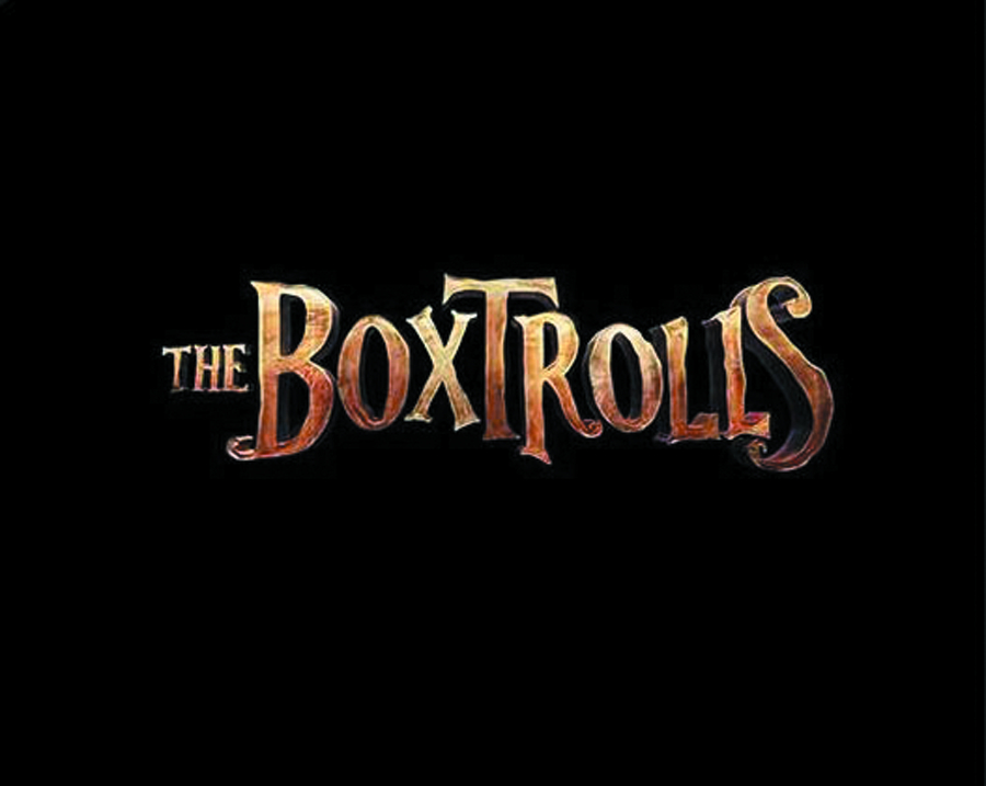 ART OF BOXTROLLS HC